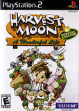 Harvest Moon: A Wonderful Life -- Special Edition (PlayStation 2)